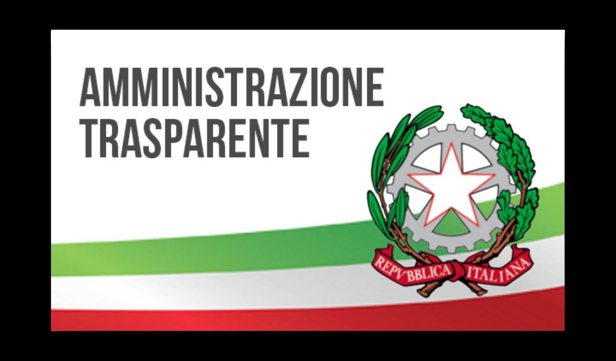amministrazione trasparente
